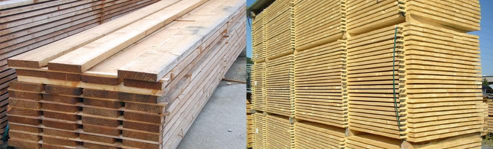 truhlářské a stavební řezivo